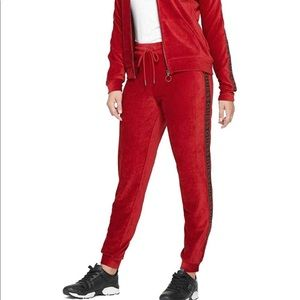 🆕 GUESS Red Joggers